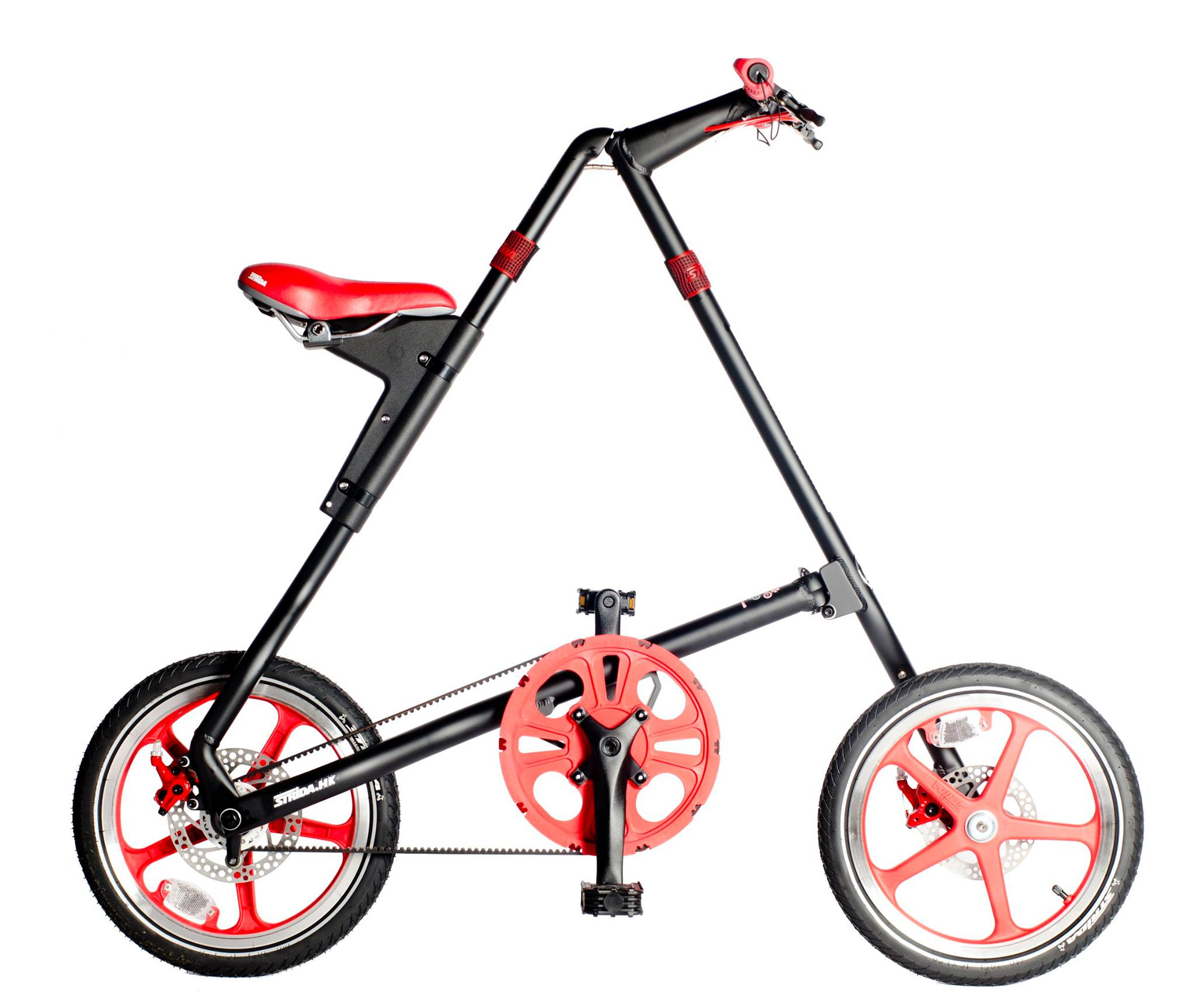 STRiDA LT matt black x Red strida lt STRiDA LT 12604651 931791873581557 7136969987090598035 o