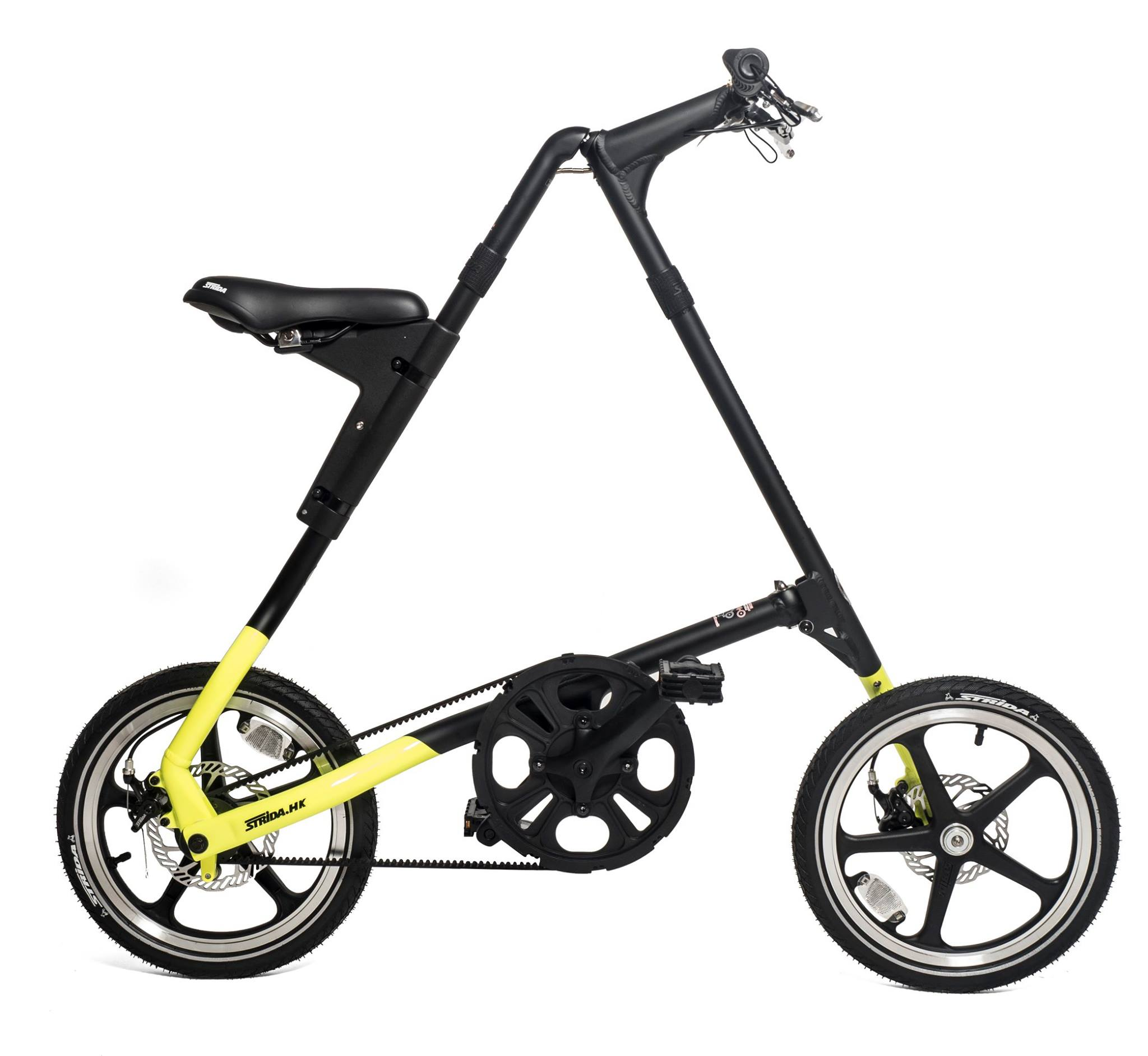 STRiDA LT Matt black x Lumi strida lt STRiDA LT 12640418 931791903581554 1691573777833553380 o