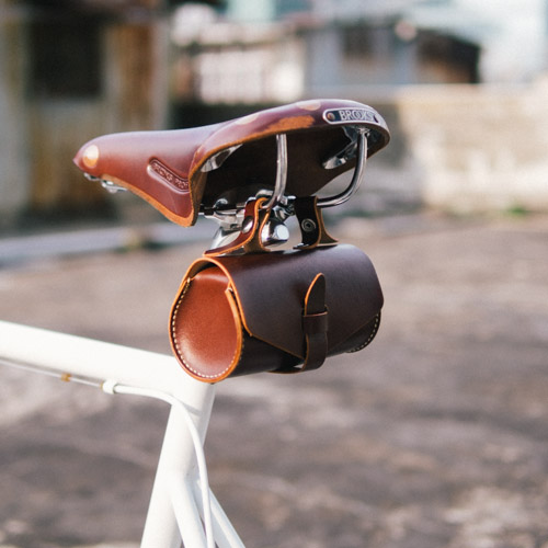bike the moment saddle bag
