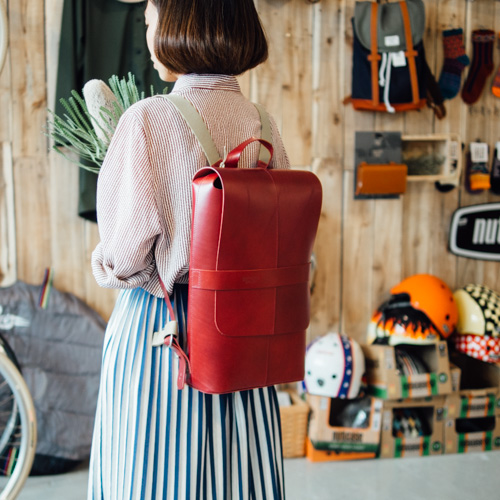 brooks Legacy Piccadilly Daypack 髦民士多 bike the moment store
