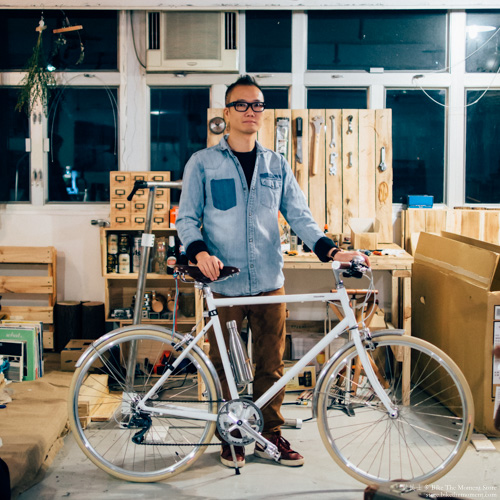 tokyobike hong kong 髦民士多 bike the moment store  tokyobike snapshots 150101 190053