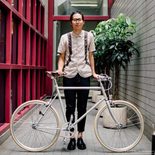 tokyobike hong kong 髦民士多 bike the moment store  tokyobike snapshots 150402 125406