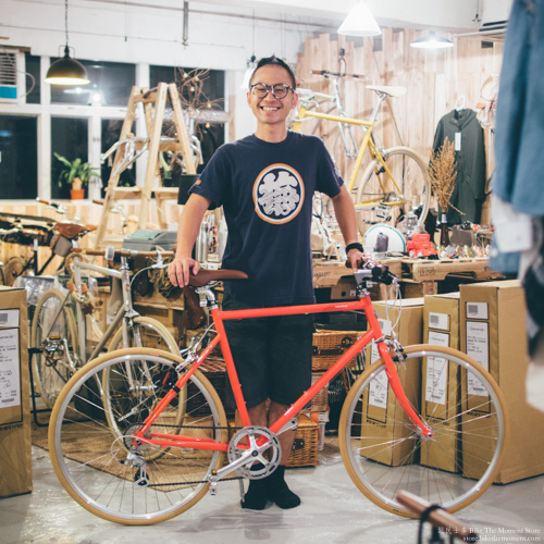 tokyobike hong kong 髦民士多 bike the moment store  tokyobike snapshots 150530 000727