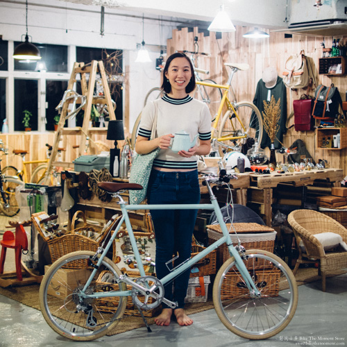 tokyobike hong kong 髦民士多 bike the moment store  tokyobike snapshots 150609 220553