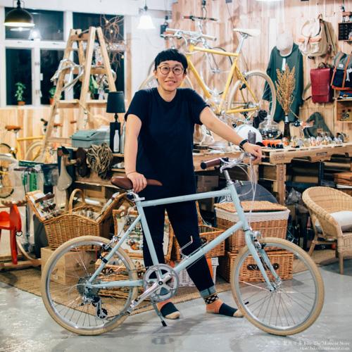 tokyobike hong kong 髦民士多 bike the moment store  tokyobike snapshots 150609 220720