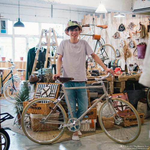 tokyobike hong kong 髦民士多 bike the moment store  tokyobike snapshots 150702 174117