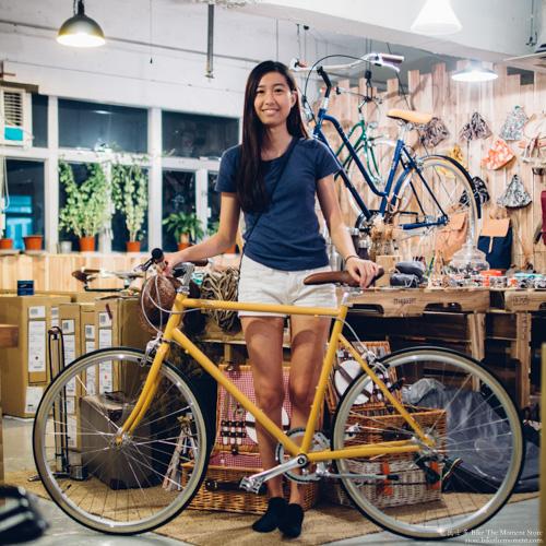 tokyobike hong kong 髦民士多 bike the moment store  tokyobike snapshots 150814 203148