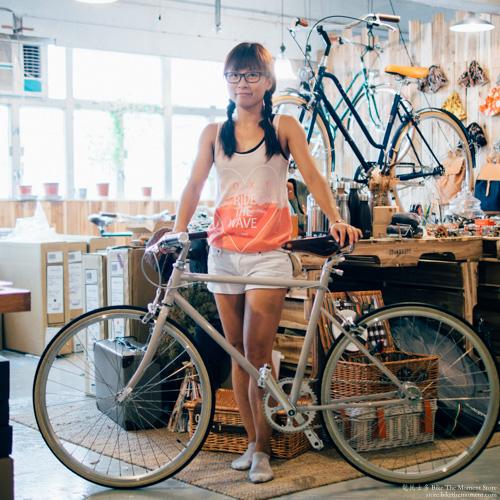 tokyobike hong kong 髦民士多 bike the moment store  tokyobike snapshots 150816 125821