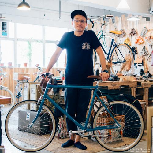 tokyobike hong kong 髦民士多 bike the moment store  tokyobike snapshots 150820 162423