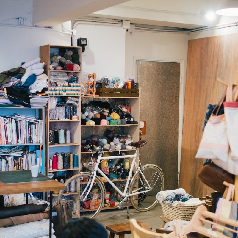 artemis @ 髦民士多 bike the moment store  Artemis Leatherware 150703 182918