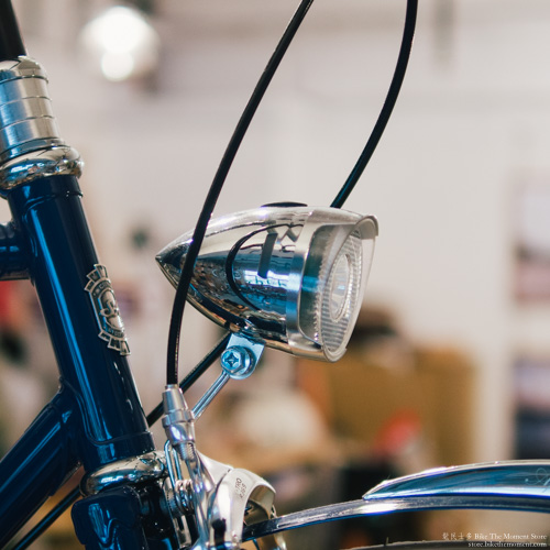 kiley 復古頭燈 髦民士多 bike the moment store