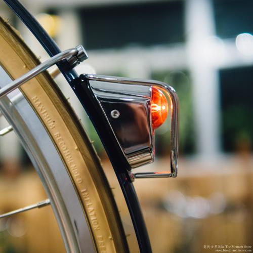 復古尾燈 髦民士多 bike the moment store
