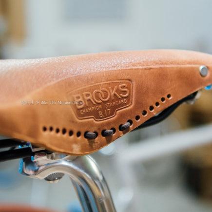 brooks b17 aged
