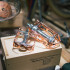 MKS Sylvan Copper Pedal 復古銅色腳踏
